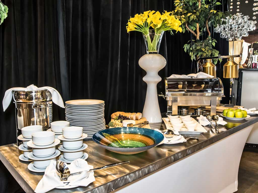 Catering equipment rentals in Edmonton Alberta