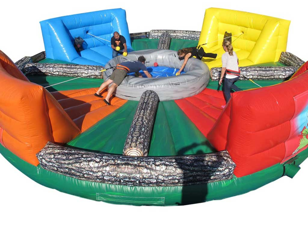 Games, inflatables & themed equipment rentals in Edmonton Alberta