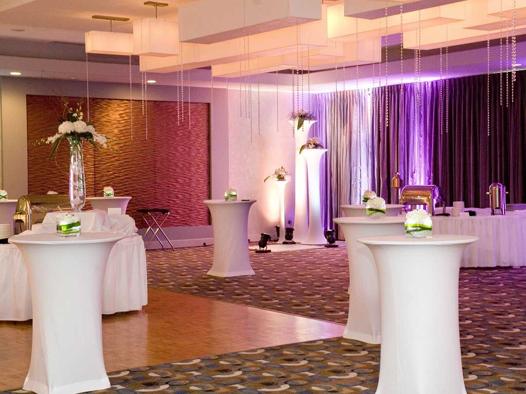 Table rentals in Edmonton Alberta