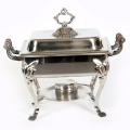 Rental store for CHAFING DISH FANCY HALF SIZE ORNATE in Edmonton AB