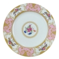 Rental store for PINK FLEUR DINNER PLATE 10.75 in Edmonton AB
