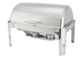 Rental store for CHAFING DISH RECT MODERN ROLL TOP  8QT in Edmonton AB