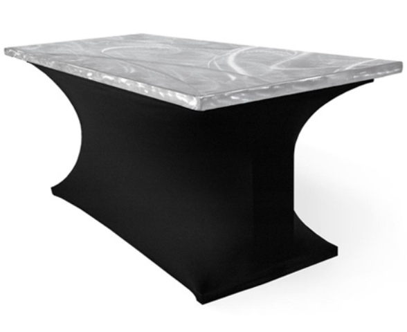 Rent Metal Table Tops