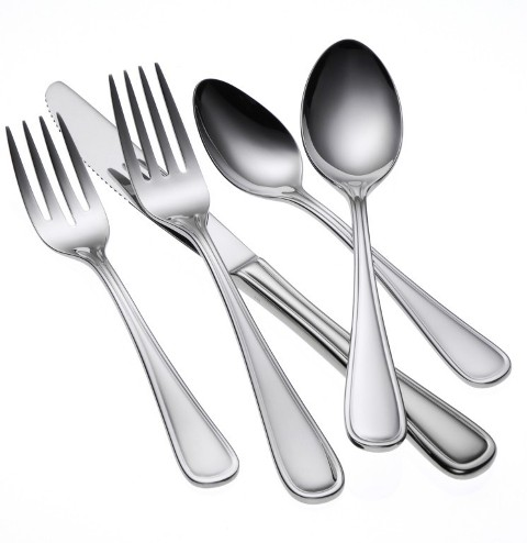 Rent New Rim Pattern Cutlery