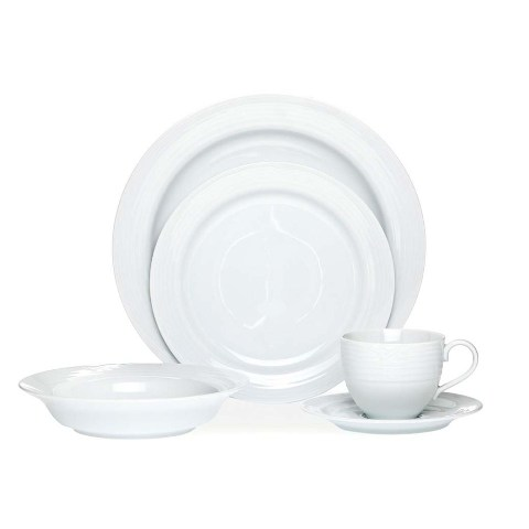Rent Noritake Arctic White Dinnerware